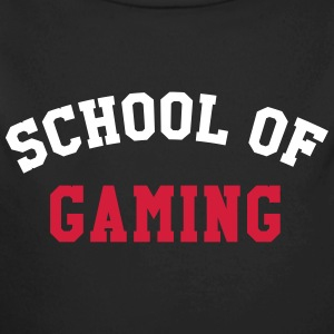 [ School of Gaming ] Sweaters - Baby bio-rompertje met lange mouwen