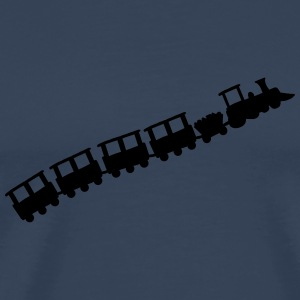 Little Train T-shirts - Premium-T-shirt herr