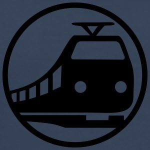 Train Icon T-shirts - Premium-T-shirt herr