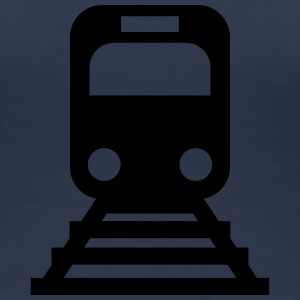 Train Symbol T-Shirts - Frauen Premium T-Shirt