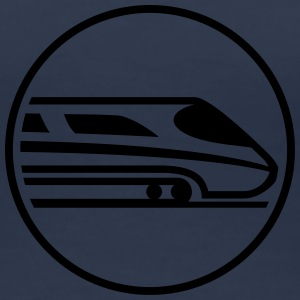 Express Train Symbol T-Shirts - Women's Premium T-Shirt
