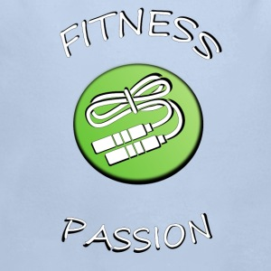 Fitness passion Hoodies - Longlseeve Baby Bodysuit