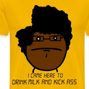 Moss - IT Crowd - Men's Premium T-Shirt