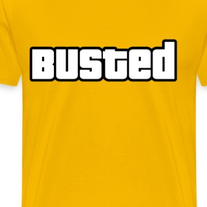 BUSTED  - Men's Premium T-Shirt