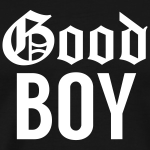Good Boy T-shirts - Herre premium T-shirt