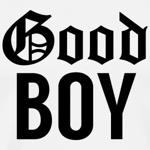 Good Boy T-shirts - Premium-T-shirt herr