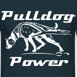 T-Shirt Pulldog Power - Männer T-Shirt