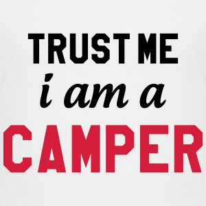 [ Trust me I am a Camper ] Shirts - Teenager Premium T-shirt