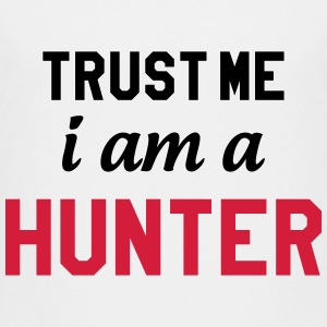 [ Trust me I am a Hunter ] Shirts - Kinderen Premium T-shirt