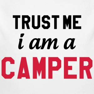 [ Trust me I am a Camper ] Pullover & Hoodies - Baby Bio-Langarm-Body