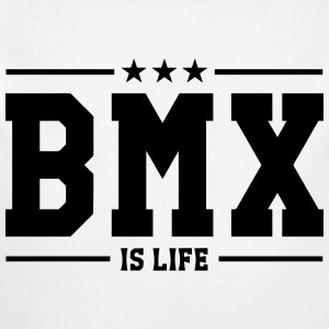 [ BMX is life ] Sweats - Body bébé bio manches longues