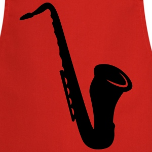 saxophone  Aprons - Cooking Apron