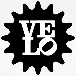 Velo (Love) T-Shirts - Frauen T-Shirt