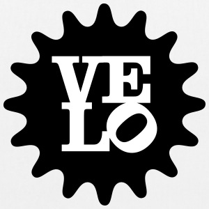 Velo (Love) Bags & backpacks - EarthPositive Tote Bag