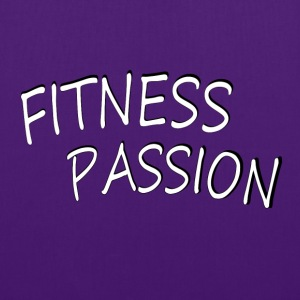 Fitness passion Bags & backpacks - Tote Bag