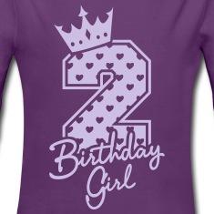 Zweiter Geburtstag-Second Birthday-Birthday Girl Pullover & Hoodies