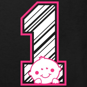 Ein Jahr - One Year - Birthday Boy T-Shirts - Kinder Bio-T-Shirt