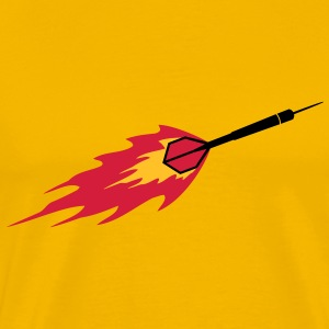 Dart Fire T-Shirts - Men's Premium T-Shirt