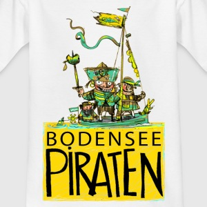 Bodensee-Piraten-t-shirt T-Shirts - Teenager T-Shirt