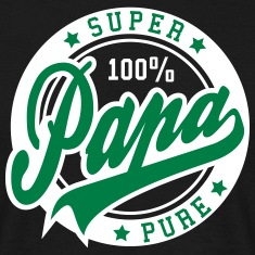 100 percent PURE SUPER PAPA 2C T-Shirt GW