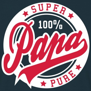 100 percent PURE SUPER PAPA 2C T-Shirt RW - Men's T-Shirt