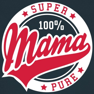 100 percent PURE SUPER MAMA 2C T-Shirt RW - Frauen T-Shirt