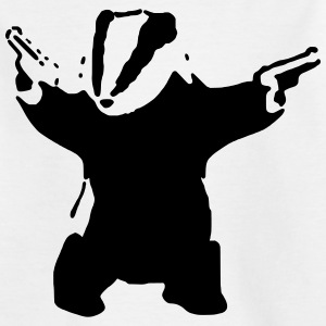 Badger Cull Shirts - Kinderen T-shirt