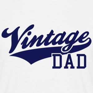Vintage Dad Design T-Shirt NW - Men's T-Shirt