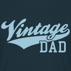 Vintage Dad Design T-Shirt HN - Men's T-Shirt