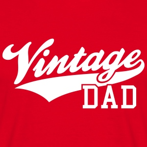 Vintage Dad Design T-Shirt WR - Men's T-Shirt