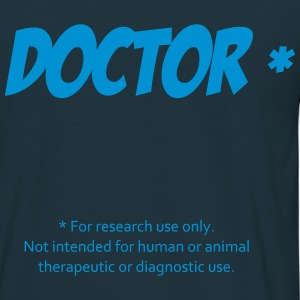 Doctor Tee shirts - T-shirt Homme