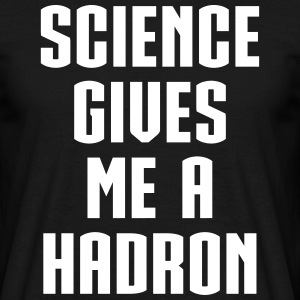 Science T-shirts - Herre-T-shirt