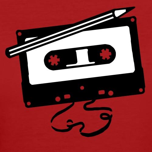 Tape Kasette Musik - Oldscool Tape Fast Forward