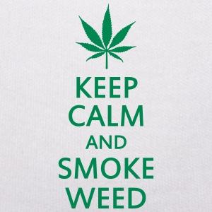keep calm and smoke weed Nounours - Nounours