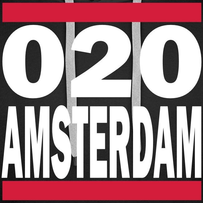 Amsterdam - 020 Hoodie