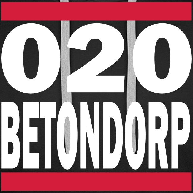 Betondorp - 020 Hoodie