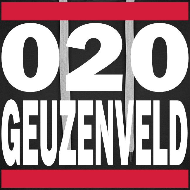 Geuzenveld - 020 Hoodie