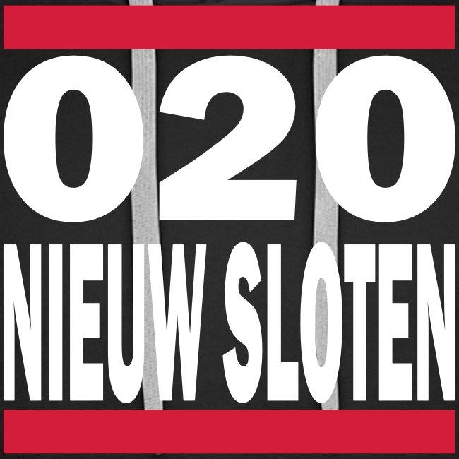 Nieuw Sloten - 020 Hoodie