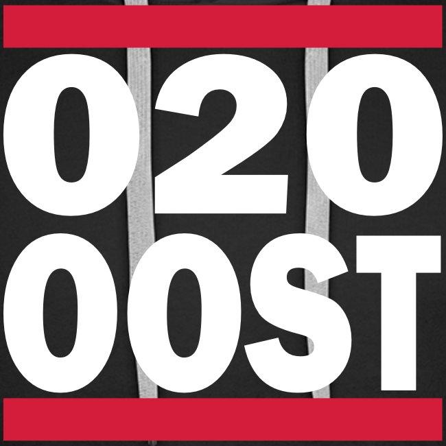 Oost - 020 Hoodie