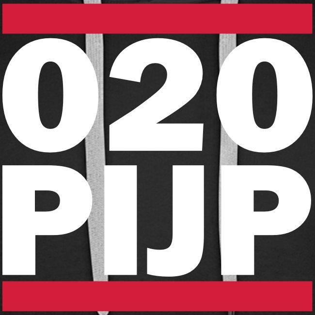 Pijp - 020 Hoodie