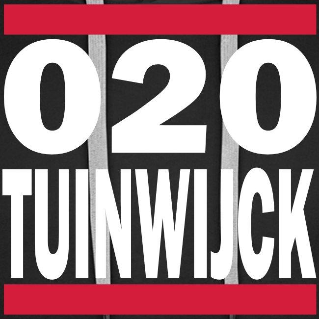 Tuinwijck - 020 Hoodie