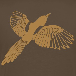 Simple Magpie T-Shirts - Men's Premium T-Shirt
