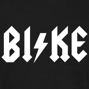 Bike T-Shirts - Men's T-Shirt