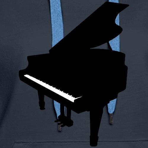 Musikinstrument Flügel - Musiker T-Shirt Designs