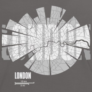 London T-Shirts - Women's Ringer T-Shirt