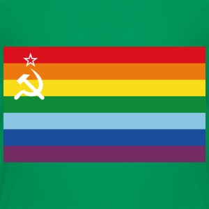 Russian Rainbow - Premium-T-shirt barn