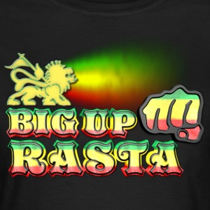 big up rasta T-Shirts - Women's T-Shirt