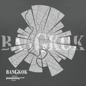 Bangkok T-Shirts - Women's V-Neck T-Shirt