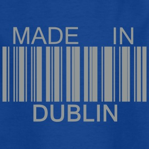 Made in Dublin Tee shirts - T-shirt Ado