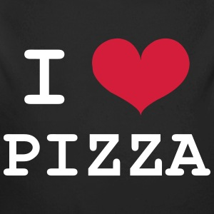 I Love Pizza Sweats - Body bébé bio manches longues
